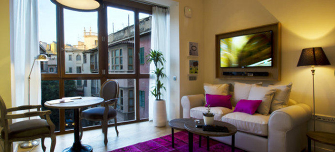 Newly Recommended: Palma Suites