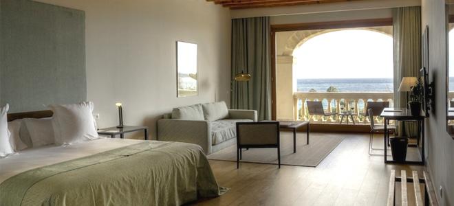 Room at Calatrava Hotel, Palma de Mallorca