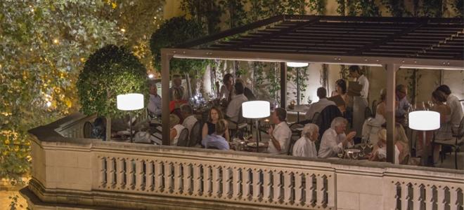 Can Alomar Hotel terrace, Palma de Mallorca