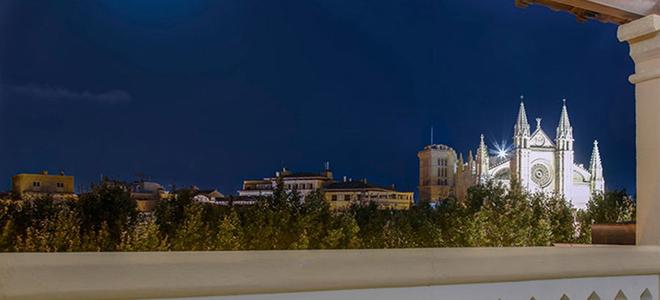 Can Alomar Hotel viewing tower, Palma de Mallorca