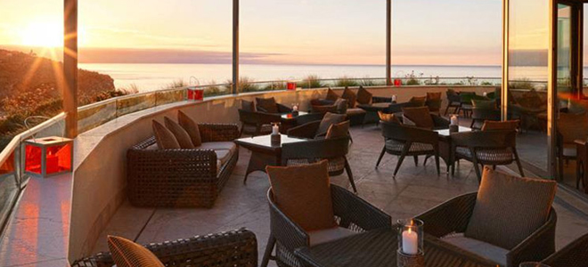 Sunset Lounge at Jumeirah Soller Hotel & Spa, Mallorca (Majorca)