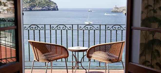 Hotel Esplendido, Port de Soller, Mallorca