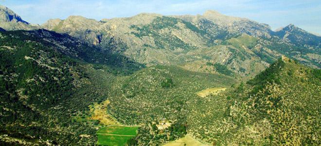 Tramuntana Mountains, Mallorca