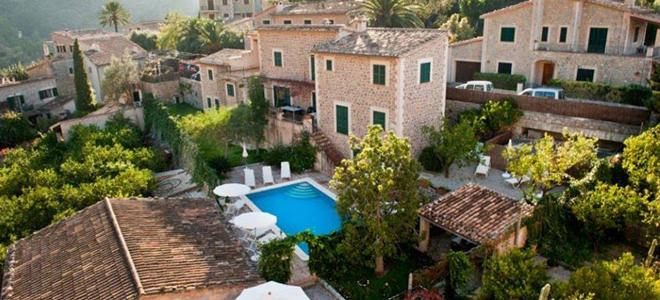 S'Hotel des Puig, Deia, Mallorca