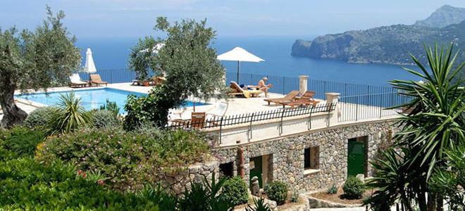 Sa Pedrissa Hotel, Deia, Mallorca