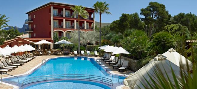 Cala Sant Vicenc Hotel, Mallorca