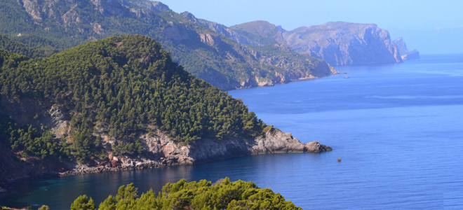Views near Hotel Nord, Mallorca