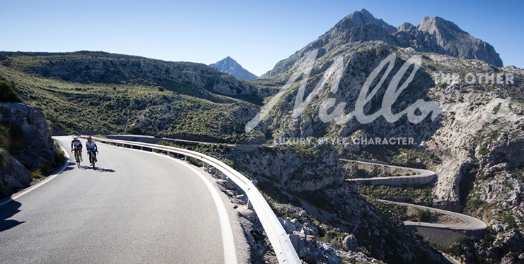 Sa Calobra hairpin bends