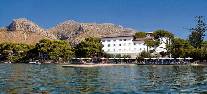 Hotel Illa D'Or, Port de Pollenca, Mallorca