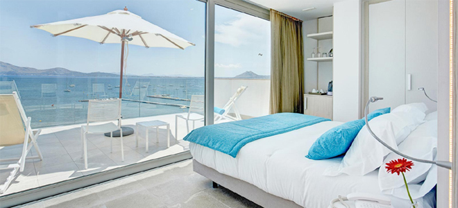 La Goleta Hotel, Port de Pollenca, Mallorca