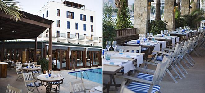 Portixol Restaurant & Hotel, Palma de Mallorca