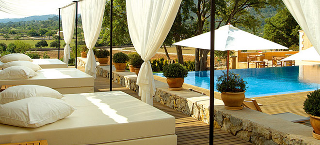 Son Brull Hotel, nr Pollenca, Mallorca