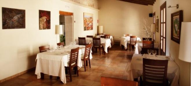 Es Coc Restaurant, Santanyi, Mallorca
