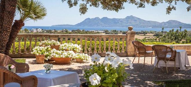 Hotel Llenaire, Port de Pollenca, Mallorca
