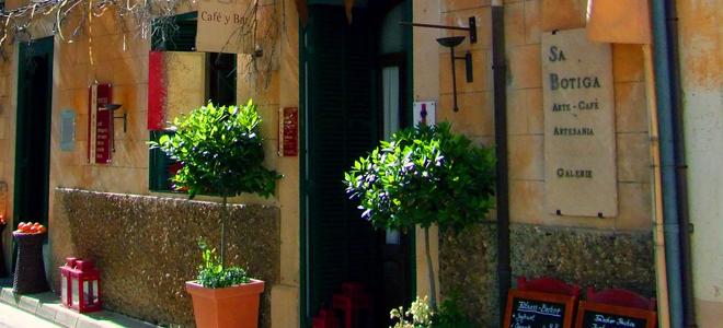 La Botiga Restaurant, Santanyi, Mallorca