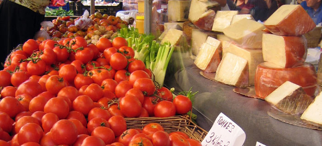 Market Day, Mallorca