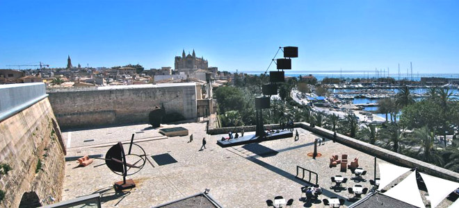 Es Baluard Art Museum, Palma de Mallorca