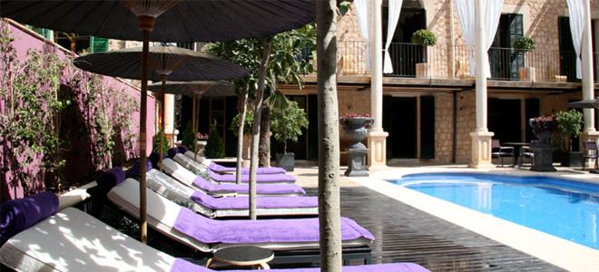 Hotel L'Avenida, Soller, Mallorca