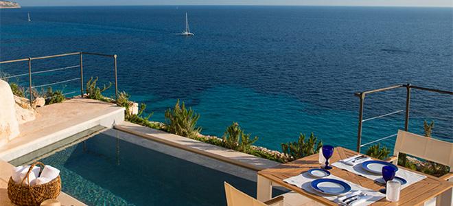 Cap Rocat Hotel Sentinel Suite, Mallorca