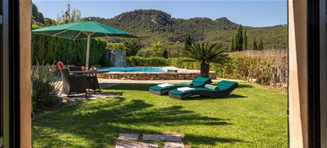 Grand Suite Cottage with private pool, Gran Son Net Hotel, Mallorca