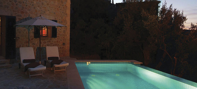 Villa with private pool, Belmond La Residencia Hotel, Mallorca