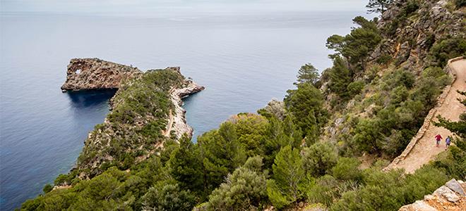 Sa Foradada, Mallorca