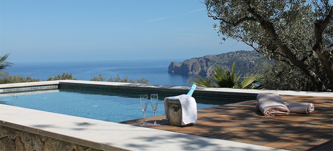 Grand Suite with private pool, Sa Pedrissa Hotel, Mallorca