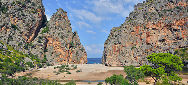 Torrent de Pareis, North West Mallorca