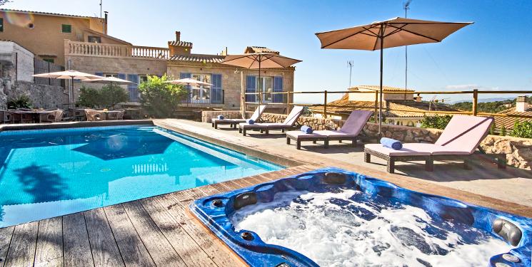 Es Corte Vell, Bunyola, Mallorca