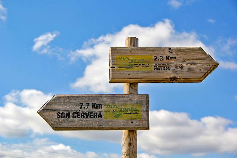 Via Verde Manacor Arta Mallorca